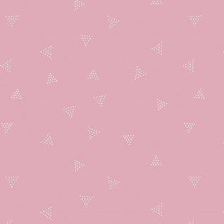 Triangle Dot Lilac