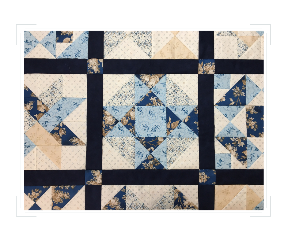Simply Squared Quilt