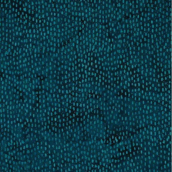 Batik by Mirah - Blue Bounty - Blue Grass