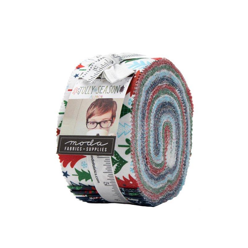 Jolly Season Jelly Roll
