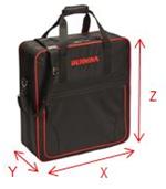 Bernina Large Embroidery Suitcase for 5 sereis