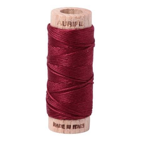 AuriFloss Cotton 6-Strand 18yd Solid Dark Carmine Red
