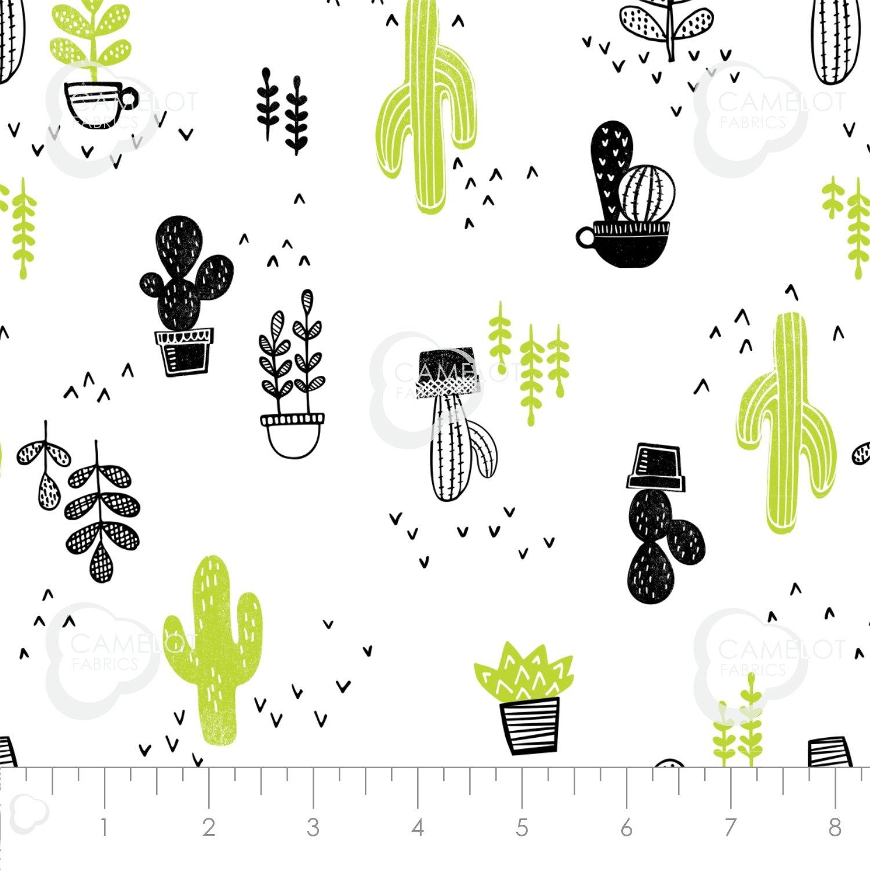 Mod Blocks Cacti Green