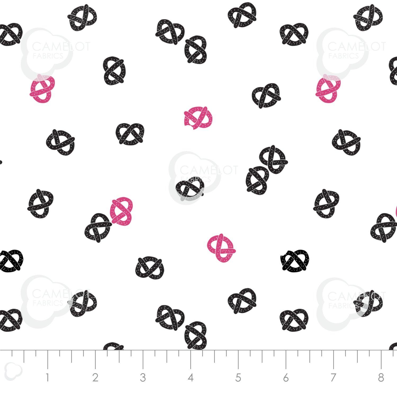 Mod Blocks Pretzels Pink