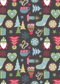 Hygge Christmas by Lewis & Irene on Slate