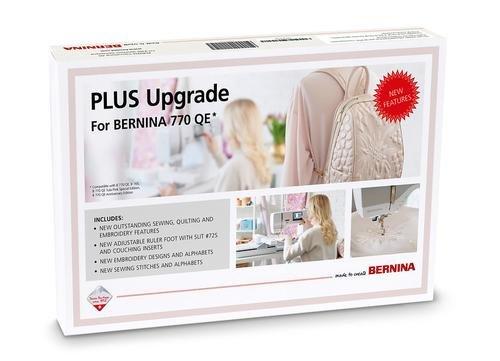 BERNINA 770 upgrade