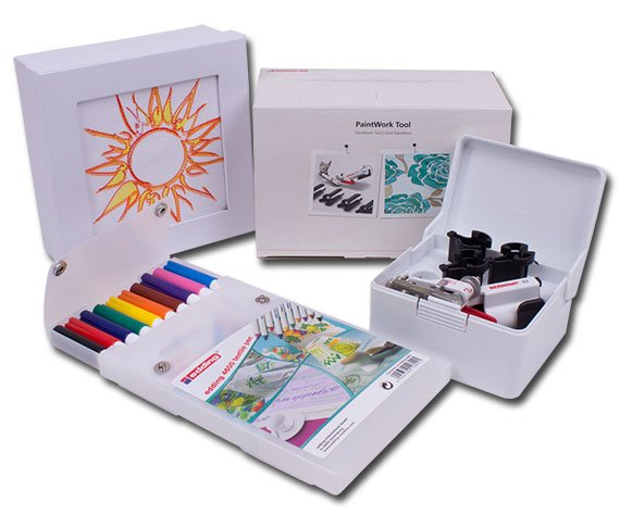 Bernina Paintwork Tool Set