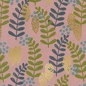 Fern Dell RoseGold - Imagined Landscraps by Jen Hewett