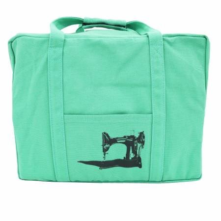 PRE-SALE: Tote Bag for Featherweight Case - Green