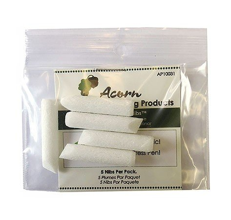 Acorn Precision Piecing Products Easy Press Nibs, 5 Pack