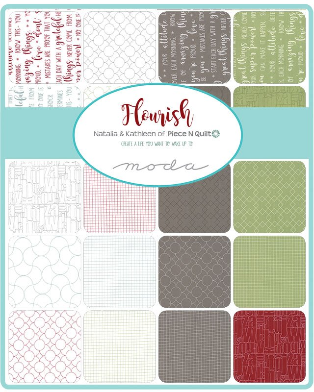 Flourish Fat Quarter Bundle