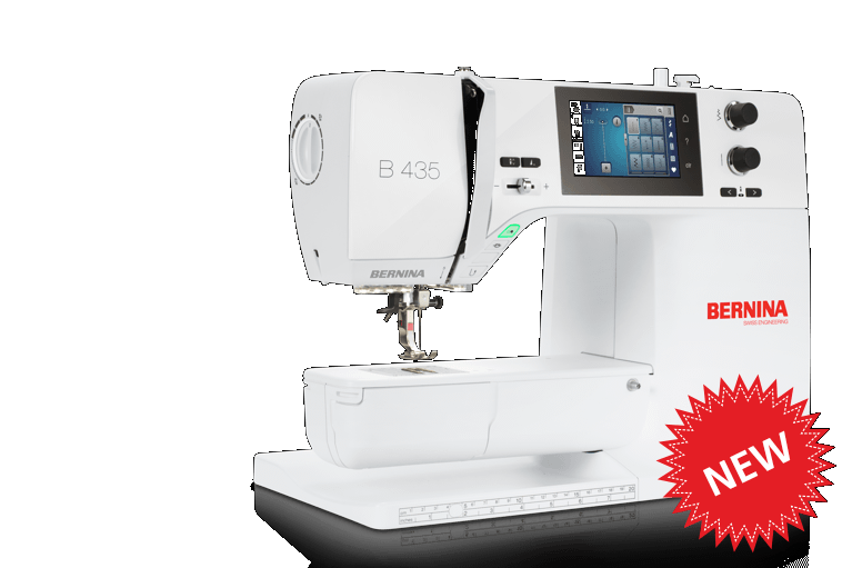 Bernina 435- *NEW