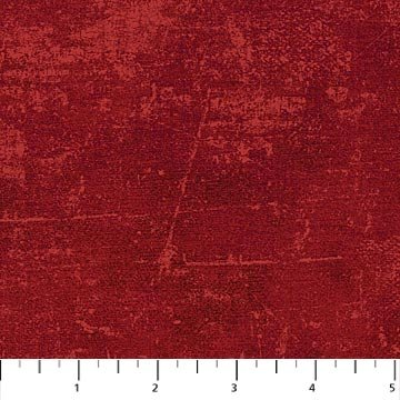 108 Wide back Canvas Red