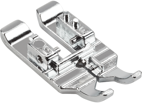 bernette Patchwork foot for dual feed (b77 & b79)
