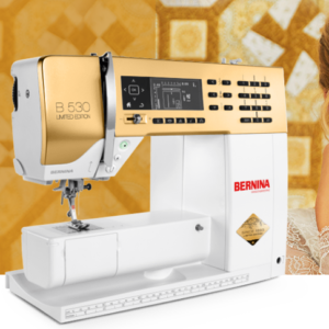 B 530 Anniversary Gold Sewing Machine