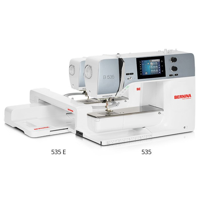 Bernina 535 Sewing Machine with Embroidery Module