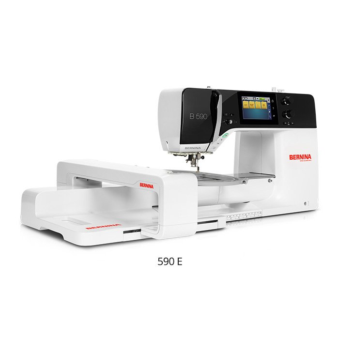 Bernina 590 Sewing/Embroidery Machine