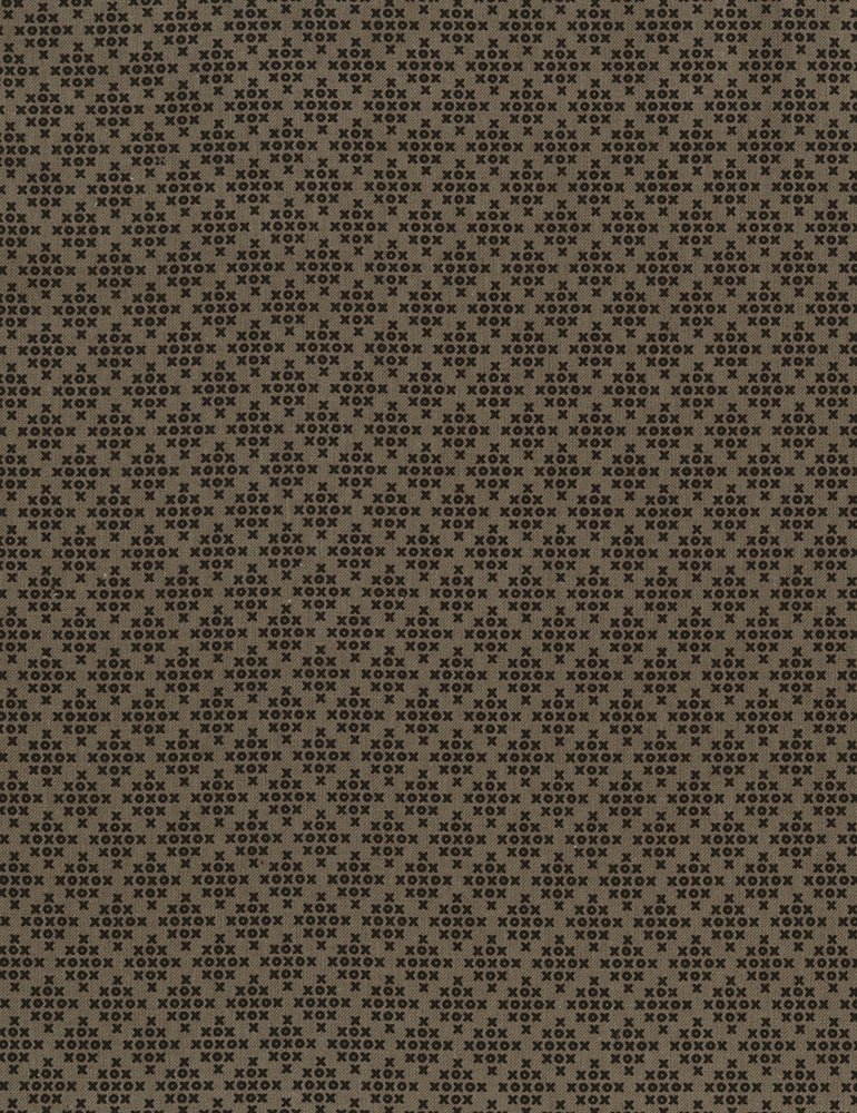 XOXO C - Taupe by Michele D'Adore