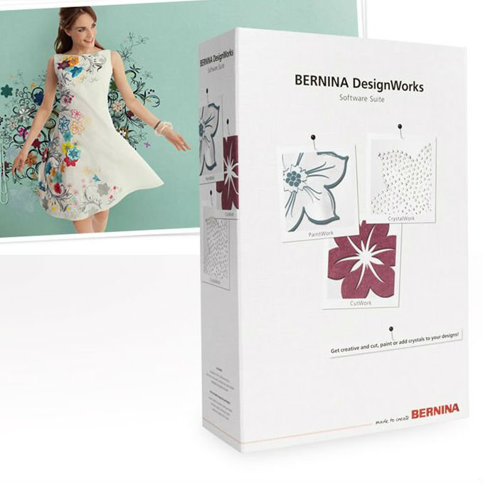 Bernina Designworks suite