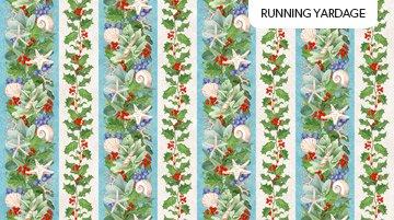 Coastal Christmas 23425-11 Digital Print