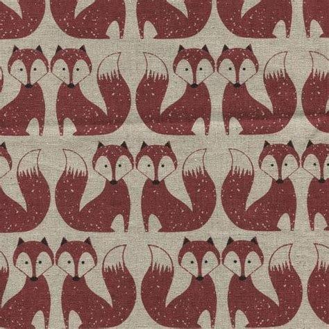 Chalkhill Fox Cotton/Linen Blend 58