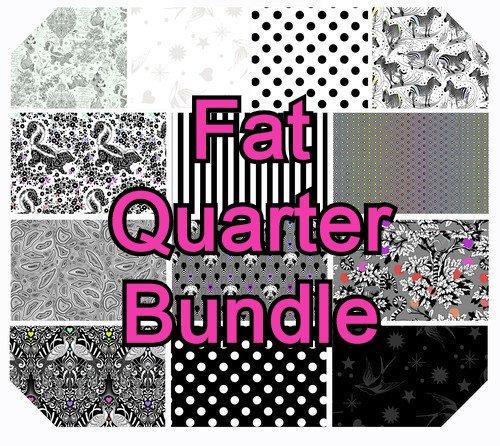 PRE ORDER- Tula Pink Linework- Fat Quarter Bundle