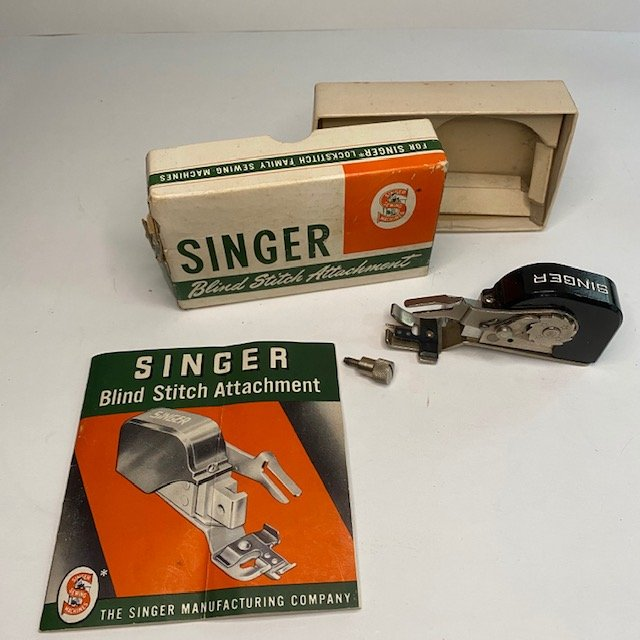 Singer Vintage Original Blind Stitch Attachment