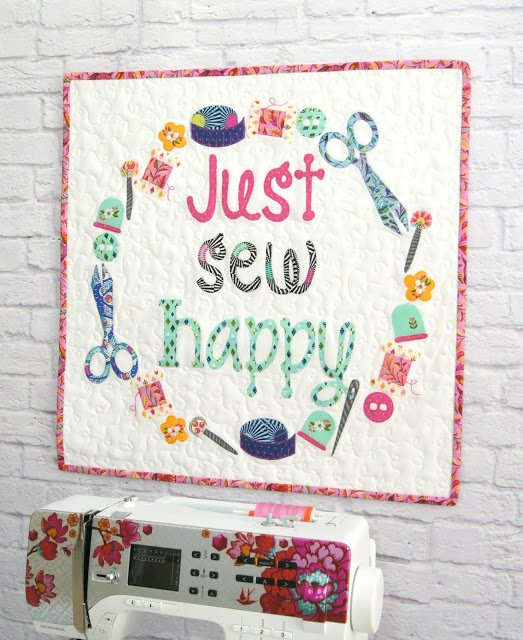 Just Sew Happy Lazer Cut Kit