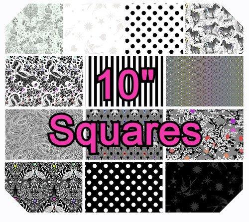 PRE ORDER- Tula Pink Linework- 10 squares