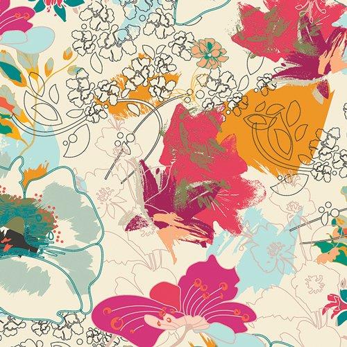 Legendary- Wonderlust Bold by Art Gallery Fabrics