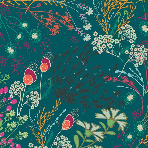 Legendary- Meadow Bold for Art Gallery Fabrics