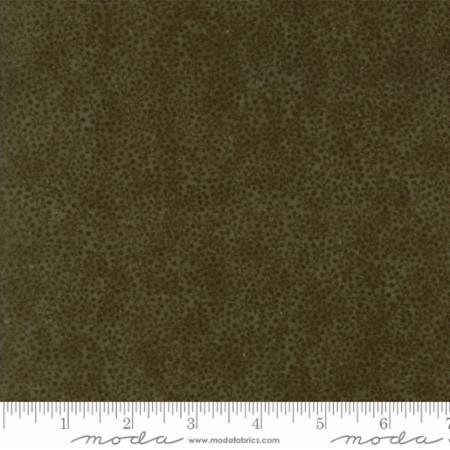 108 Wide Back Green Tonal Country Road Flannel