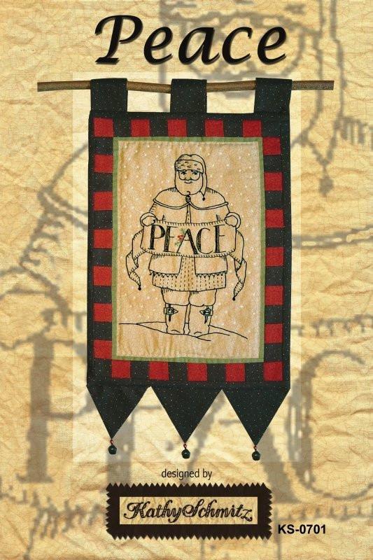 Peace Pattern by Kathy Schmitz