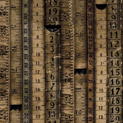 Eclectic Elements- Tape Measures