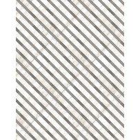 Homestead Diagonal Stripe White by Jennifer Pugh