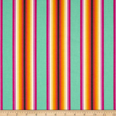 Chipper Tick Tock Stripe by Tula Pink
