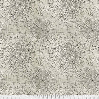 Materialize Spiderwebs by Tim Holtz Neutral