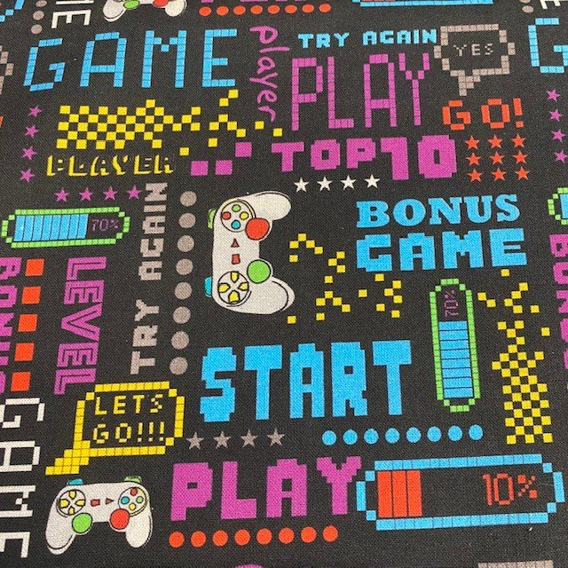 Quilters Choice- Game words