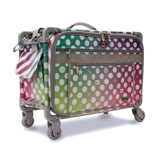 PRE-SALE: Tula Pink Tutto Sewing Machine Case- XL