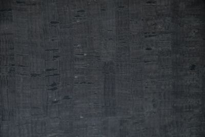 Cork Fabric Black 12 x 27