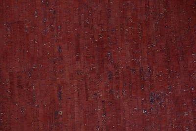 Cork Fabric Red 18 x 27