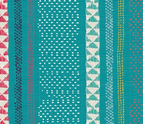 Sunkissed Woven Trails Lagoon by AGF