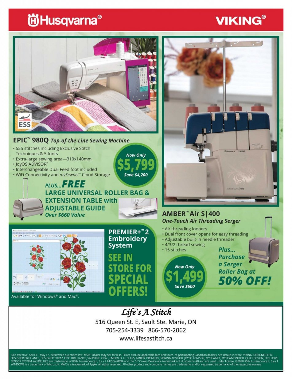 Spring Flyer Page 4