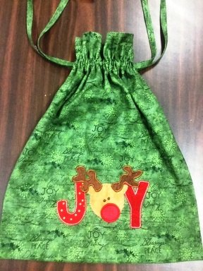 Embroidery Club December 2019 Bag2