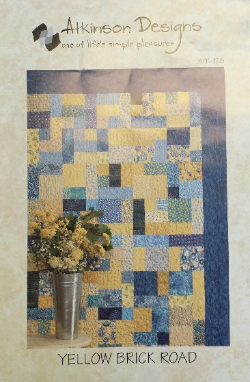 Yellow Brick Road by Alkinson Designs Pattern