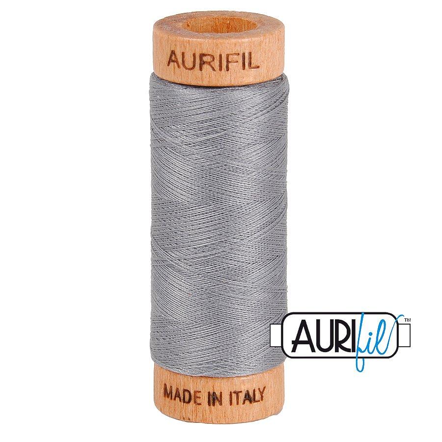 Aurifil Cotton Mako Thread 80wt 280m BMK80 2605