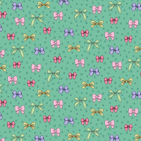 AMOUR DE FLEUR BOWS Style # : 27055 -Q  Color : JADE