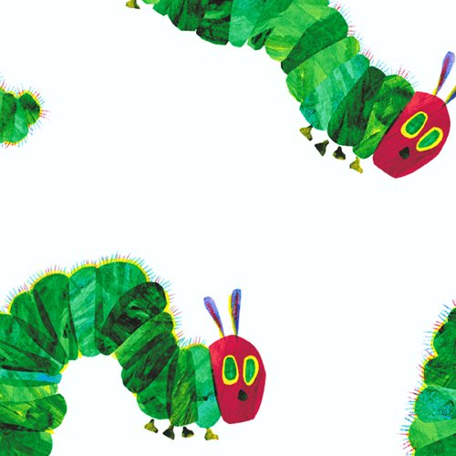 Caterpillar Walk - A Very Hungry Caterpillar A-5281-M