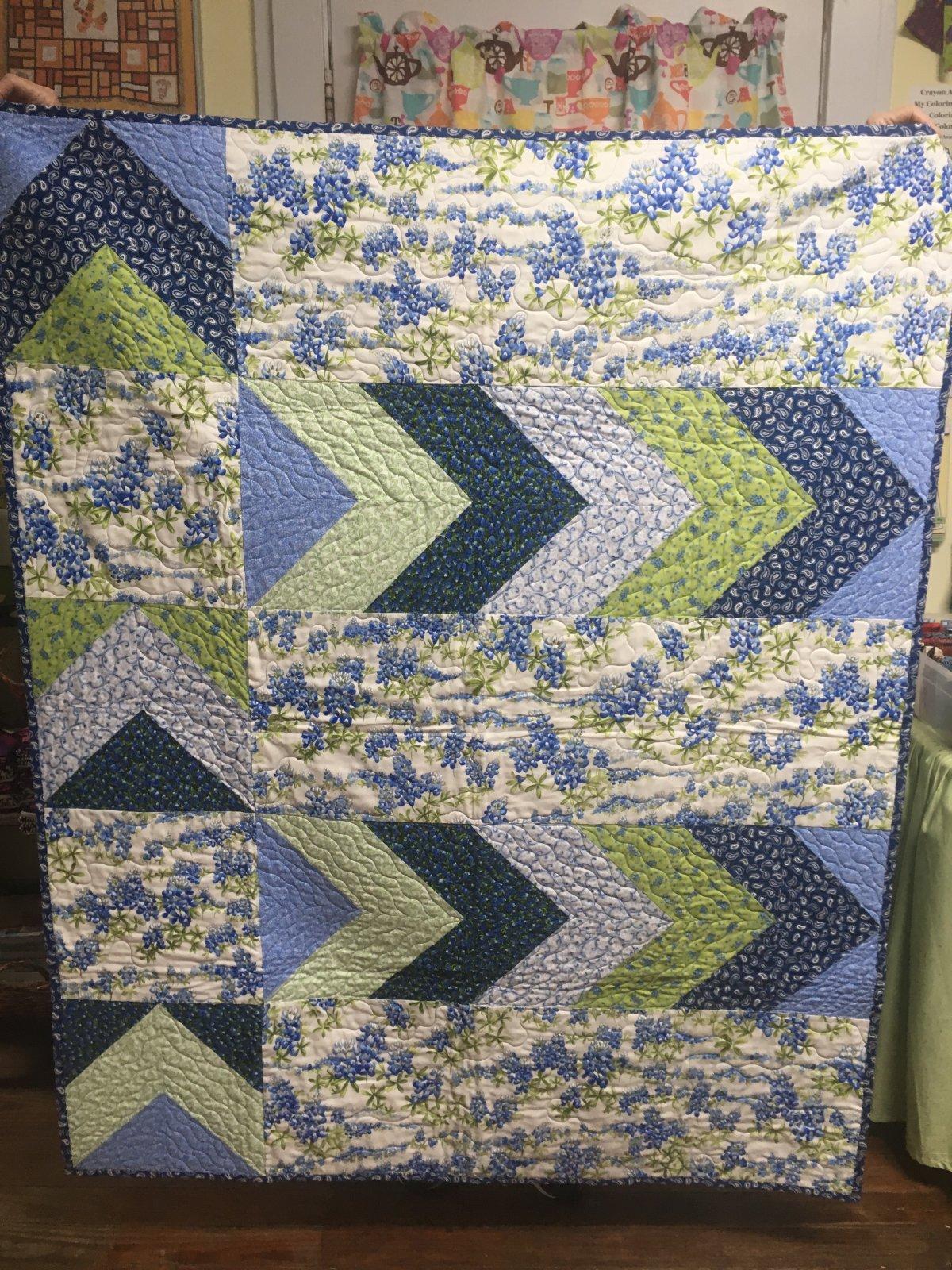 Bluebonnet Quilt