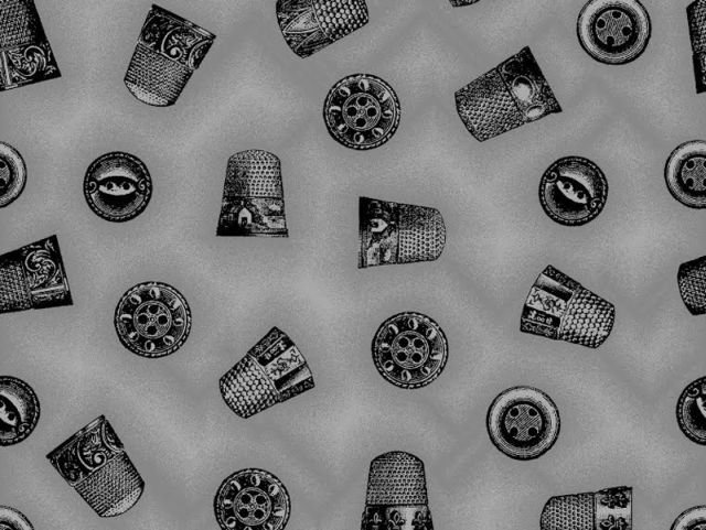 Gallery: Sew Vintage Thimbles - Item: CD-14101-004